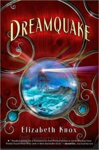Dreamquake pbk frances foster books