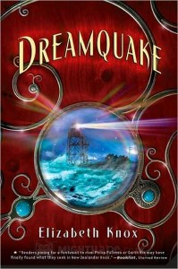 Dreamquake pbk frances foster books