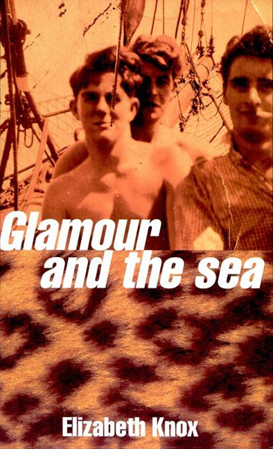 Glamour and the Sea cover